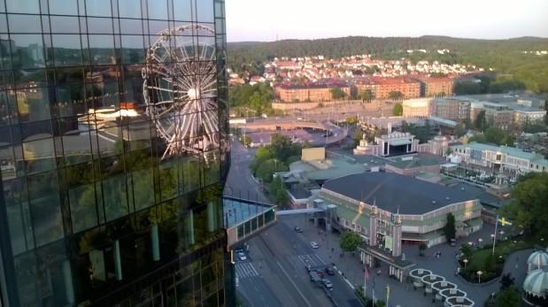Göteborgista mallia malabarinpinaatille